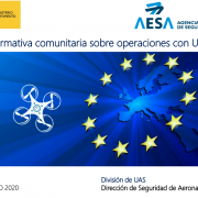 Presentación sobre la nueva normativa europea